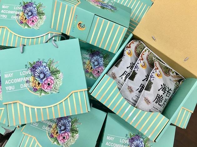 春節伴手禮3入禮盒 2