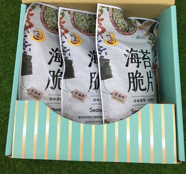 春節伴手禮3入禮盒 3