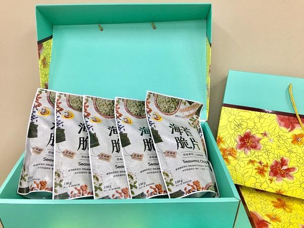 中秋5入禮盒-10盒贈一盒 1